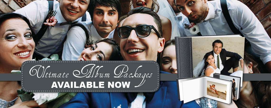 Introducing New Ultimate Album Packages