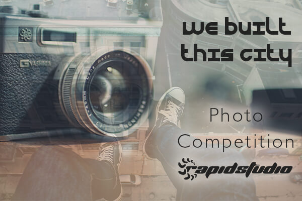 We Built This City Photo Competition