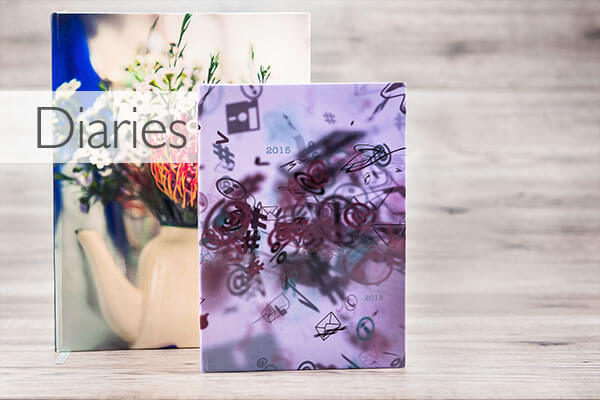 photobooks/diaries